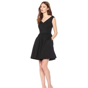 French Connection - Glass Stretch Structured Dress